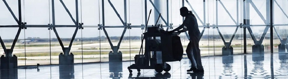 Opt for our professional cleaning services