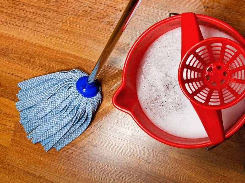 laminate flooring cleaners equipment